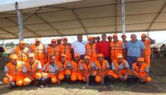 Başakşehirden Malazgirtte 60 kişilik temizlik ekibi