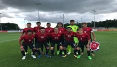 U17 Milli Futbol Takımı, İngiltereye 3-2 yenildi