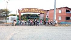 Başkan Doğandan personel çocuklarına kamp