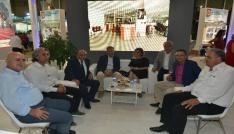İzmirdeki belediyeler İzmir Fuarında yerini aldı