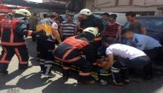 Zeytinburnunda iş yerinde yangın: 1 ölü, 10 yaralı