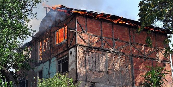 Başkent'te peş peşe korkutan yangınlar!