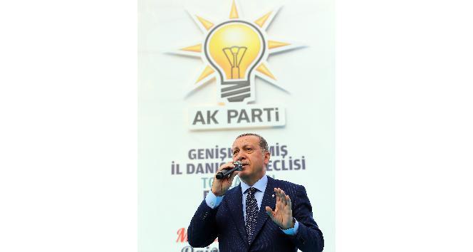 Cumhurbaşkanı Erdoğan Denizlide