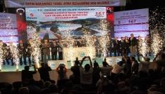 Bakan Eroğlu, Diyarbakırda 5 tesisin temel atma törenine katıldı