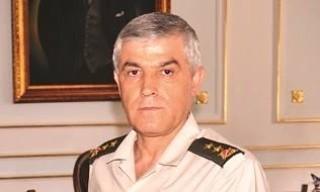 Korgeneral Çetin, Jandarma Genel Komutanlığına atandı