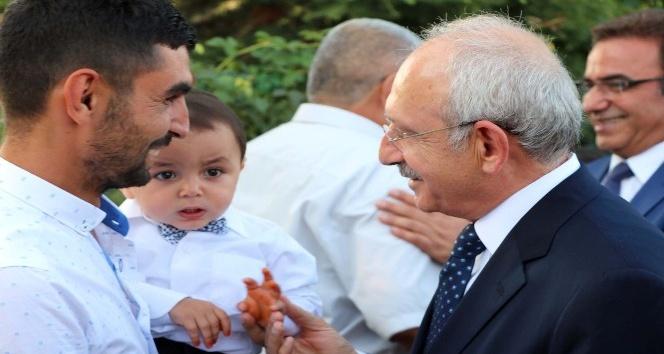 """Kılıçdaroğlu: """"Türkiyedeki Suriyelilerin ülkelerine geri gitmelerini istiyoruz"""""""