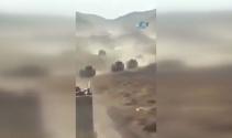 Lübnan ordusu DEAŞ mevzilerini vurdu