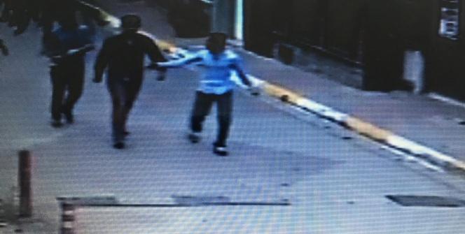 Bülent Ortaçgil'in evini soyan hırsızlar kamerada