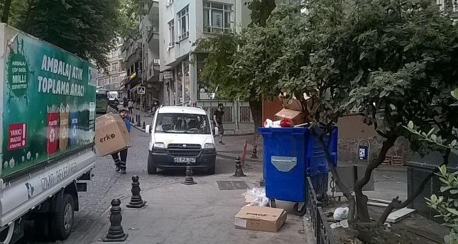 İzmitte ambolaj atıkları geri dönüşüme kazandırılıyor