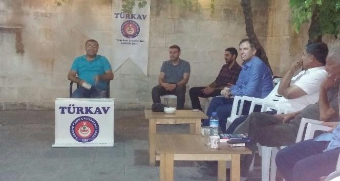 MHP İl Başkanı Taşdoğan, okuduğu kitabı anlattı
