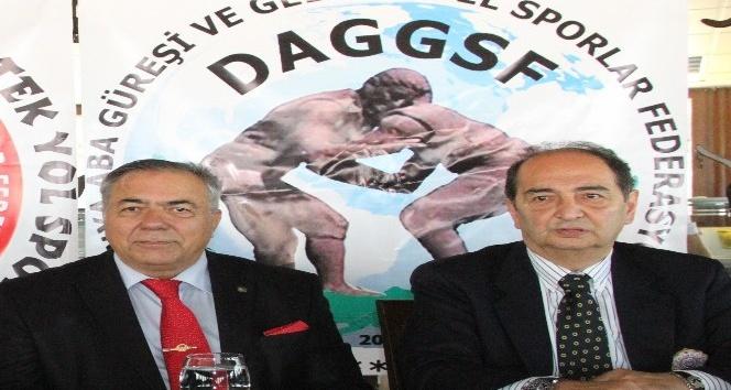 Türk Spor Dünyasının Aksakallısı Prof. Dr. Tabip Albay İbrahim Öztek