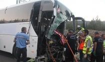Boluda feci kaza: Ölü ve yaralılar var