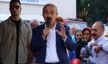 Kalkınma Bakanı Elvan, Mersin'de Yörüklerle bir araya geldi
