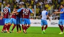 Trabzonspor deplasmanda 10 maçtır yenilmiyor
