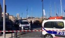 Fransa'da bir araç otobüs durağına daldı: 1 ölü