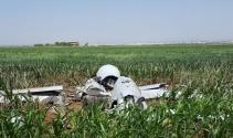 Şanlıurfada İnsansız Hava Aracı düştü
