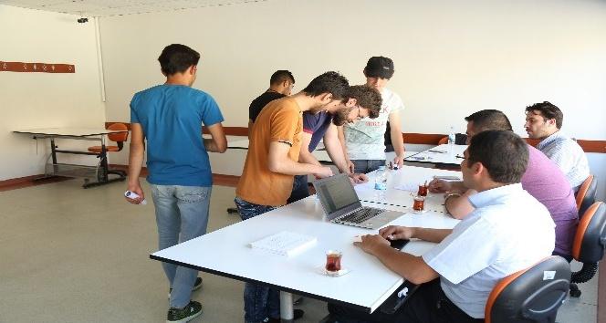 Bayburt Üniversitesini Tercih Eden Öğrencilerin yüzde 91  Yerleşti