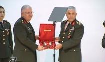 Jandarma Genel Komutanlığında devir teslim töreni