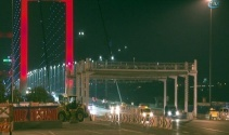15 Temmuz Şehitler Köprüsü bakım onarım çalışmaları sona erdi
