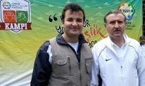 Genç İhlas 'STK'lar Yarışıyor, Kardeşlik Kazanıyor' kampına katıldı