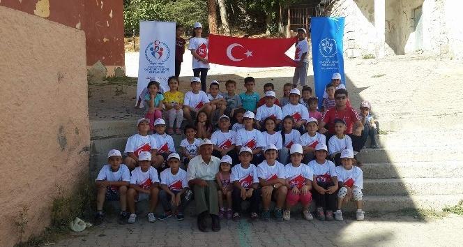 Karaman'da atletlere, 15 Temmuz darbe girişimi anlatıldı