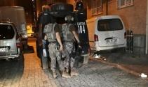 İstanbulda helikopter destekli torbacı operasyonu!
