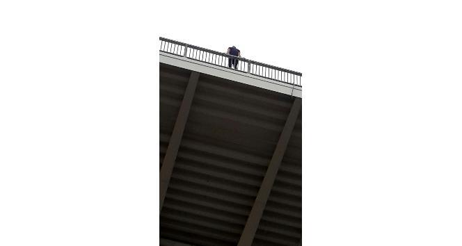 Osmangazi Köprüsü'nde intihar girişimi