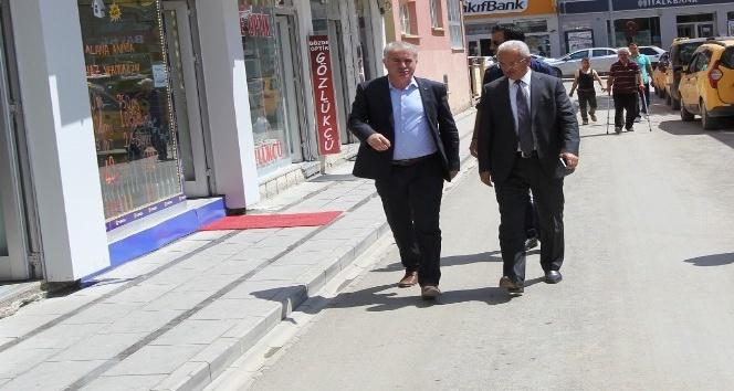 KUDAKA yönetim kurulundan Bayburt Belediyesi yatırımlarına inceleme