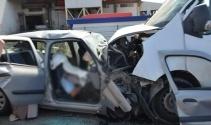 Tekirdağda feci kaza: 3 ölü, 3 yaralı