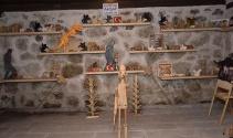 Türkiye'nin ilk 'Ekolojik Ahşap Oyuncak Çocuk Müzesi' Tekkeköy'de