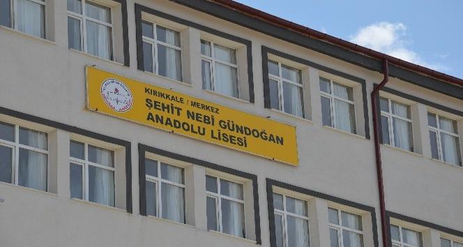 Kırıkkale'de şehit ismi okuldan geri alındı
