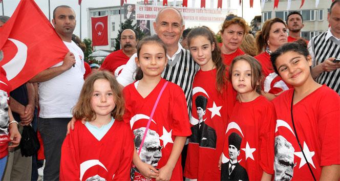 Başkan Hasan Akgün: 30 Ağustos, şanlı Türk tarihinin dönüm noktasıdır