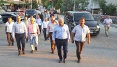 AK Partiden köylere ziyaret