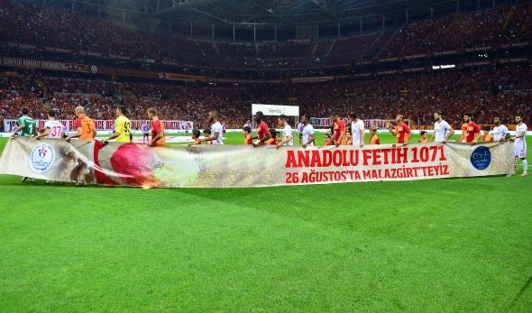Galatasaray Sivasspor maçından özel kareler