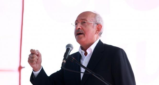 Kılıçdaroğlu: Garibanın oğlu askere gidiyor da benim oğlum niye gitmesin