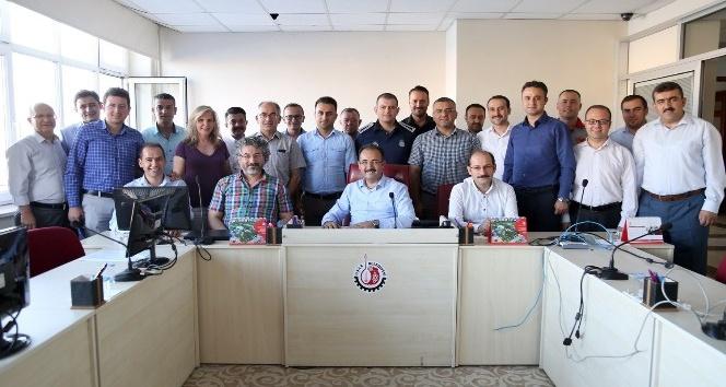 Uşak Belediyesi bayram hazırlıklarını tamamladı