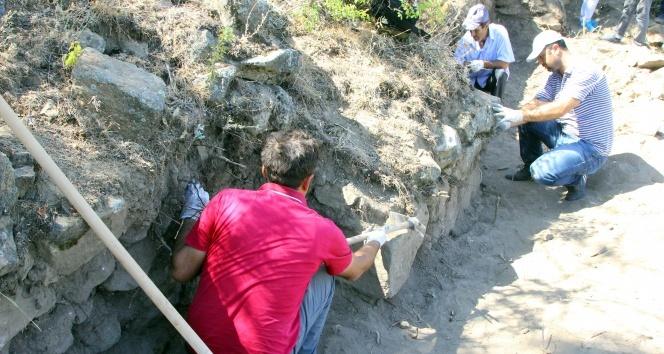 Elazığ'da 3 bin yıllık Urartu kalesi bulundu, çalışmalar başladı