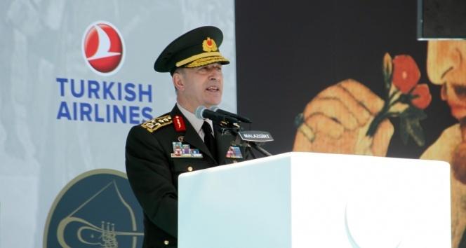 Genelkurmay Başkanı Hulusi Akar: TSK milletin emrindedir