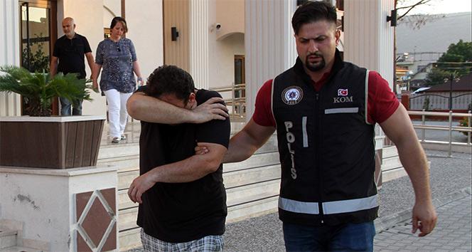 Anadolu Atayünün eşi ve diğer 4 kişi sağlık kontrolünden geçirildi