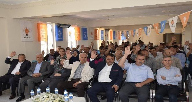 AK Parti'de ilçe kongreleri devam ediyor