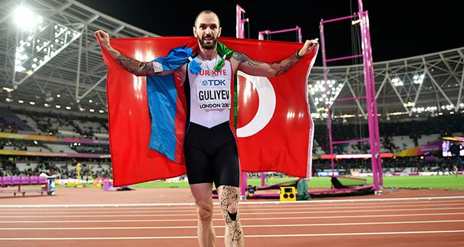 Guliyev'den bir zafer daha…