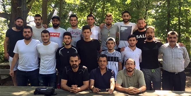 Kemahspor'da hedef BAL Ligi