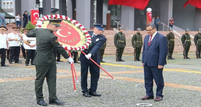 Giresun'da 30 Ağustos Zafer Bayramı kutlandı