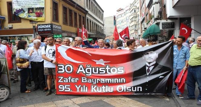 CHP'den Trabzon'da 30 Ağustos kutlaması
