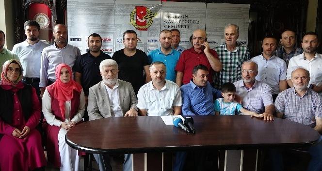 Trabzon'da sivil toplum kuruluşlarından Arakan'daki katliamlara tepki