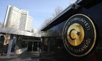 Dışişleri'nden Avrupa'ya 'PKK' kınaması