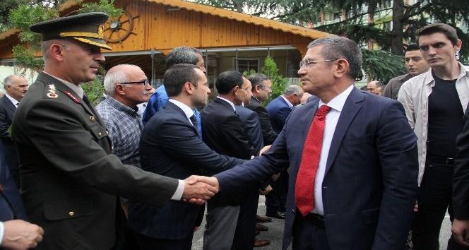 Milli Savunma Bakanı Nurettin Canikli'den sınır ötesi operasyon açıklaması