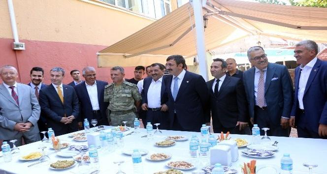 """AK Partili Yılmaz: """"Terör hiçbir zaman amacına ulaşamayacak"""""""