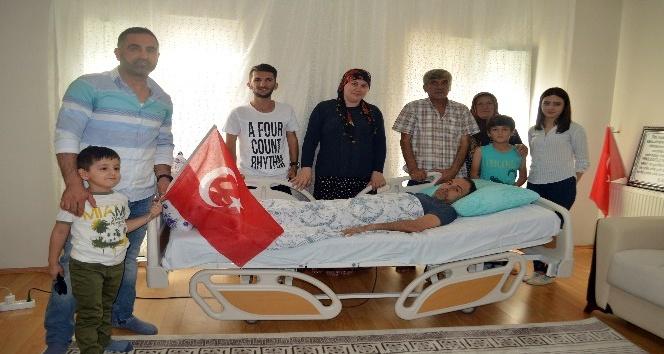 Mardinli 15 Temmuz gazisi Algan'dan helallik çağrısı