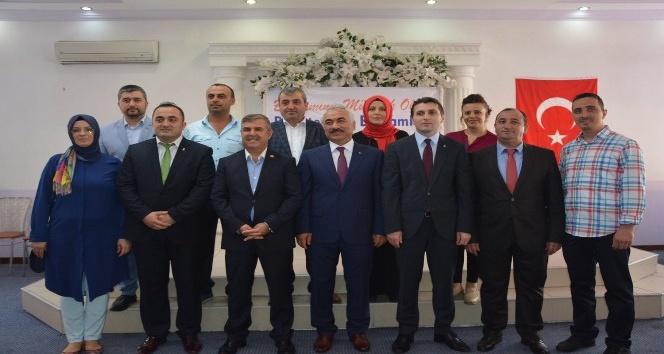 AK Parti Sinop İl Başkanlığı bayramlaşma merasimi